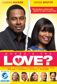 Where's the Love? poster