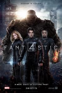 Los 4 fantásticos poster