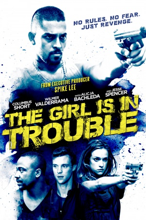 The Girl Is in Trouble 1400x2100