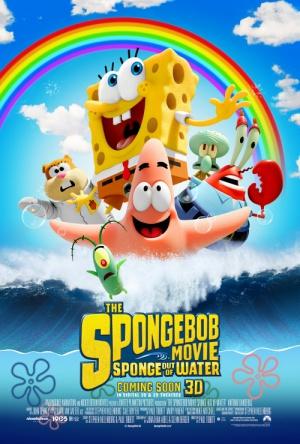 The SpongeBob Movie: Sponge Out of Water 500x740