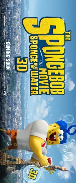 The SpongeBob Movie: Sponge Out of Water 334x800