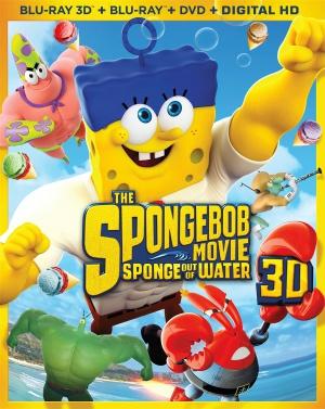 The SpongeBob Movie: Sponge Out of Water 2037x2560