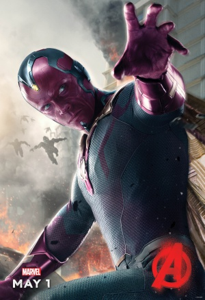 Avengers: Age of Ultron 1714x2500