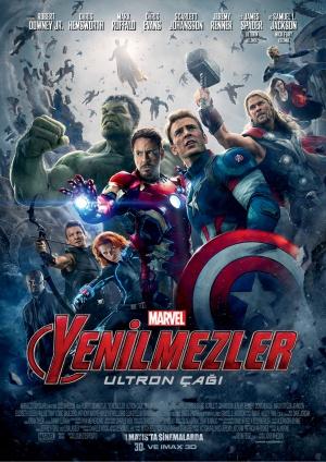 Avengers: Age of Ultron 827x1170