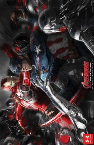 Avengers: Age of Ultron 3235x5000