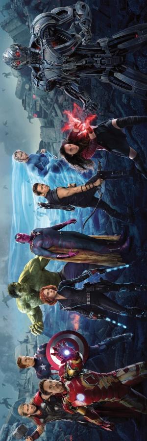 Avengers: Age of Ultron 1667x5000