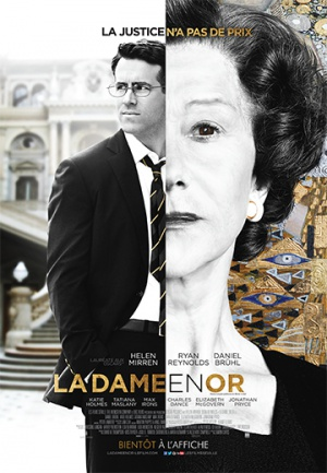 Woman in Gold 360x520