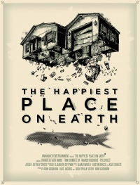 The Happiest Place on Earth poster