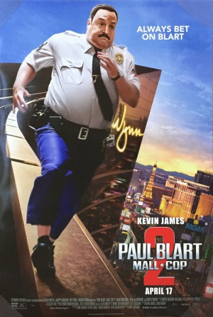 Paul Blart: Mall Cop 2 650x968