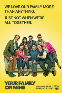 Your Family or Mine poster