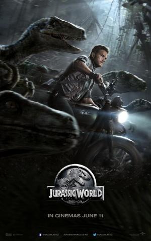Jurassic World 1009x1600
