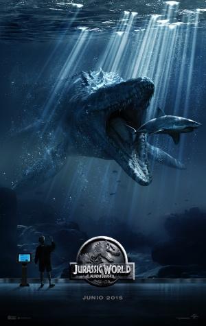 Jurassic World 947x1500