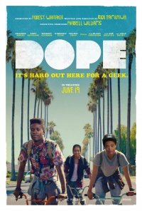 DOPE ドープ!! poster