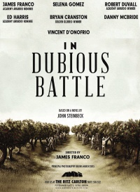 In Dubious Battle poster