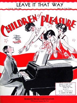 Children of Pleasure 1213x1613