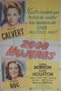 House of 1,000 Women poster