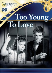Too Young to Love poster