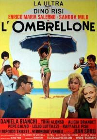 L'ombrellone poster