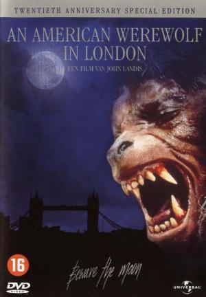 Un hombre lobo americano en Londres 552x795