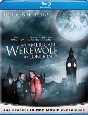 Un hombre lobo americano en Londres 500x648