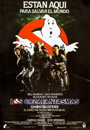Ghostbusters 3233x4666