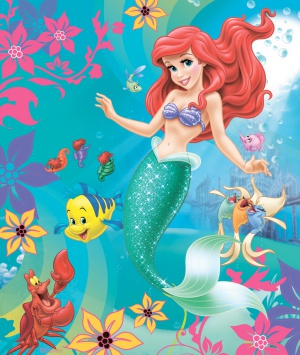 The Little Mermaid 1995x2362