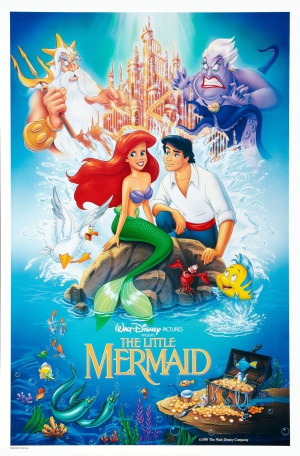 The Little Mermaid 1937x2942