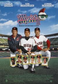 Major League II poster