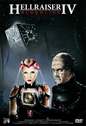 Hellraiser: Bloodline 500x732
