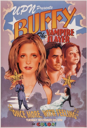 Buffy the Vampire Slayer 2020x2976