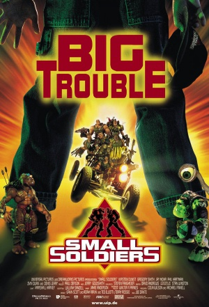 Small Soldiers 900x1324