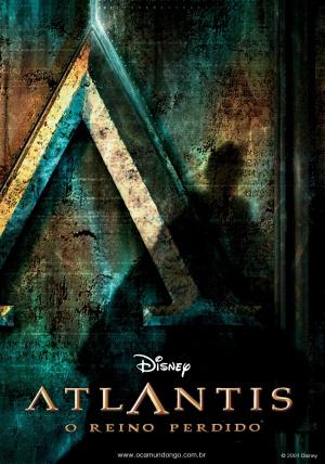 Atlantis - Das Geheimnis der verlorenen Stadt 1150x1640