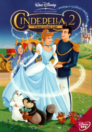 Cinderella II: Dreams Come True 1509x2160
