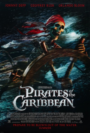 Pirates of the Caribbean: The Curse of the Black Pearl 2007x2954
