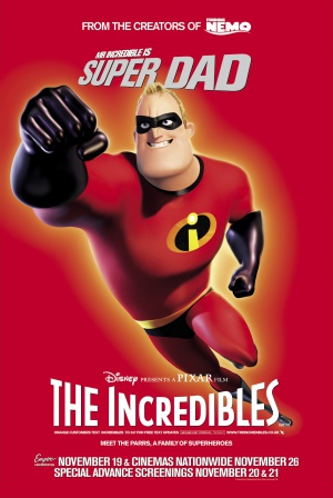 The Incredibles 1582x2360