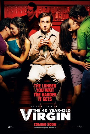 The 40 Year Old Virgin 3375x5000