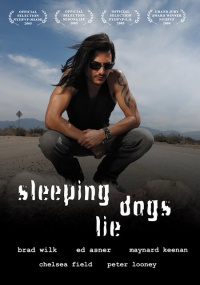 Sleeping Dogs Lie poster