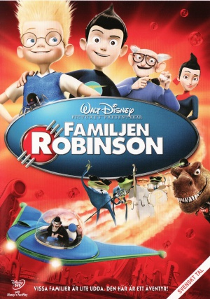 Triff die Robinsons 1512x2151