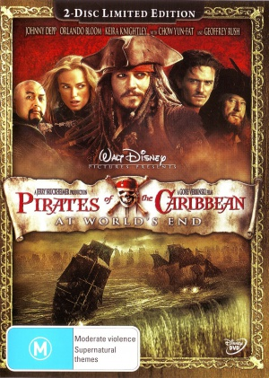 Pirates of the Caribbean: At World's End 1532x2150