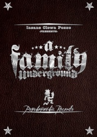 A Family Underground poster