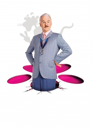 The Pink Panther 2 3678x5000