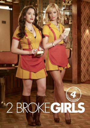 2 Broke Girls 1056x1500