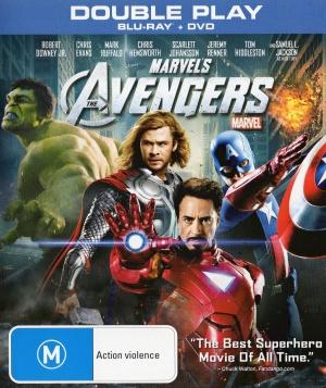 The Avengers 1459x1738
