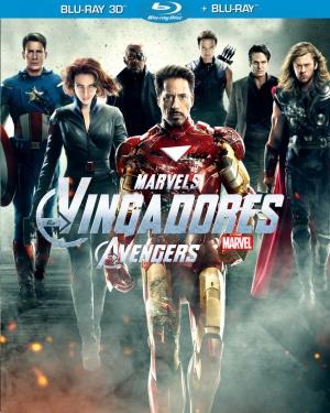 The Avengers 833x1042