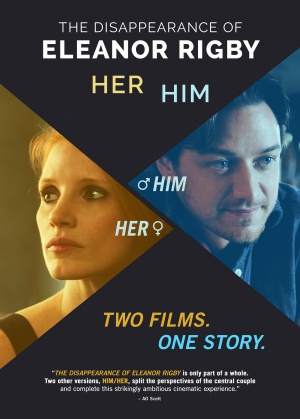 The Disappearance of Eleanor Rigby: Him 1538x2150