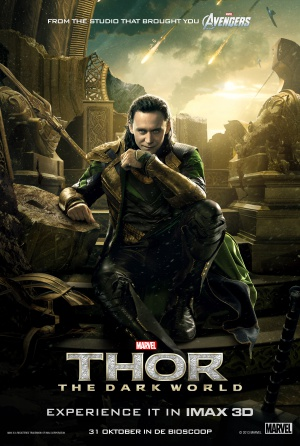 Thor: The Dark World 3363x5000