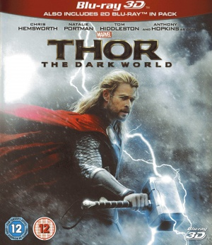 Thor: The Dark World 2991x3461