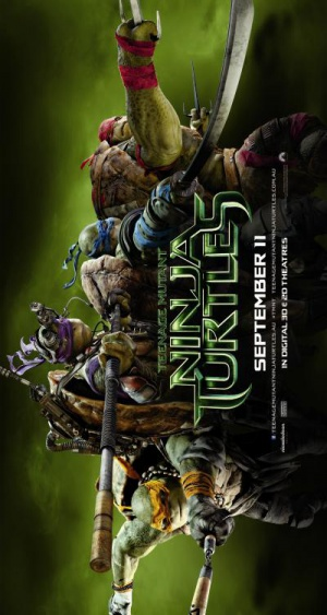 Teenage Mutant Ninja Turtles 400x750