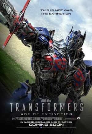 Transformers: La era de la extinción 500x728