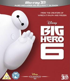 Big Hero 6 1105x1277